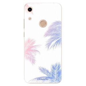 Odolné silikónové puzdro iSaprio - Digital Palms 10 - Huawei Honor 8A