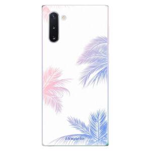 Odolné silikónové puzdro iSaprio - Digital Palms 10 - Samsung Galaxy Note 10