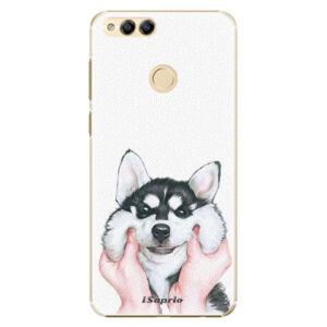 Plastové puzdro iSaprio - Malamute 01 - Huawei Honor 7X
