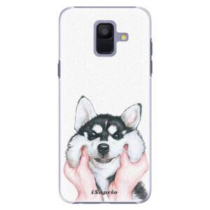 Plastové puzdro iSaprio - Malamute 01 - Samsung Galaxy A6