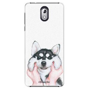 Plastové puzdro iSaprio - Malamute 01 - Nokia 3.1