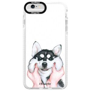 Silikónové púzdro Bumper iSaprio - Malamute 01 - iPhone 6 Plus/6S Plus