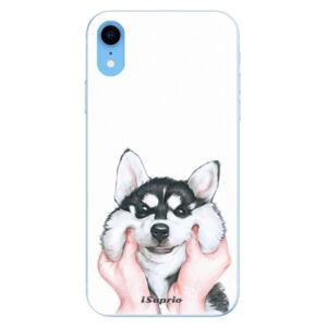 Odolné silikónové puzdro iSaprio - Malamute 01 - iPhone XR