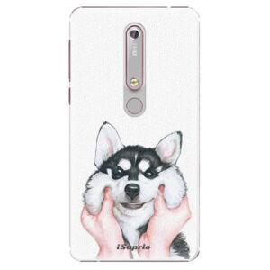 Plastové puzdro iSaprio - Malamute 01 - Nokia 6.1