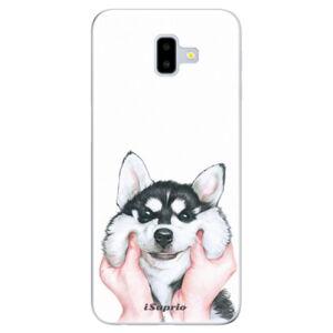 Odolné silikónové puzdro iSaprio - Malamute 01 - Samsung Galaxy J6+