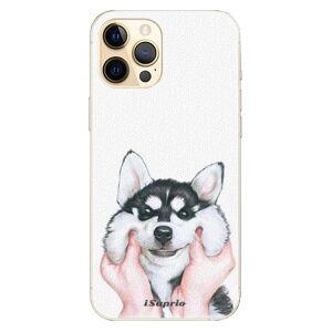 Plastové puzdro iSaprio - Malamute 01 - iPhone 12 Pro Max