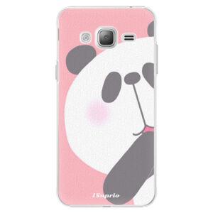 Plastové puzdro iSaprio - Panda 01 - Samsung Galaxy J3