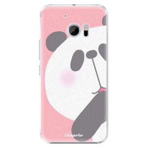 Plastové puzdro iSaprio - Panda 01 - HTC 10