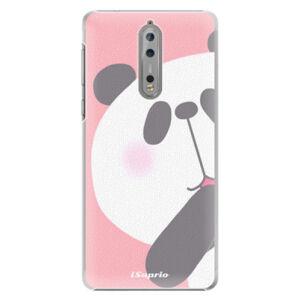 Plastové puzdro iSaprio - Panda 01 - Nokia 8