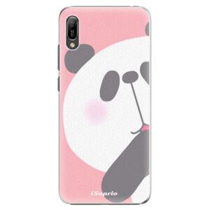 Plastové puzdro iSaprio - Panda 01 - Huawei Y6 2019