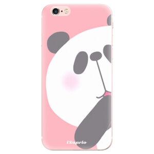 Odolné silikónové puzdro iSaprio - Panda 01 - iPhone 6 Plus/6S Plus