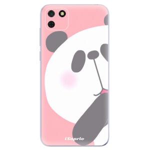 Odolné silikónové puzdro iSaprio - Panda 01 - Huawei Y5p