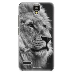 Plastové puzdro iSaprio - Lion 10 - Huawei Ascend Y5