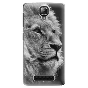 Plastové puzdro iSaprio - Lion 10 - Lenovo A1000