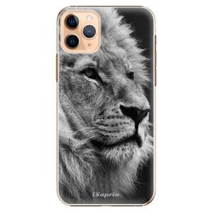 Plastové puzdro iSaprio - Lion 10 - iPhone 11 Pro Max