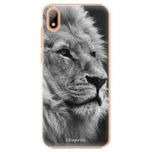 Plastové puzdro iSaprio - Lion 10 - Huawei Y5 2019
