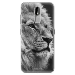 Plastové puzdro iSaprio - Lion 10 - Nokia 3.2