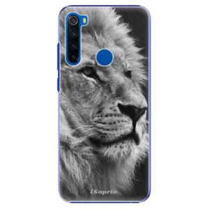 Plastové puzdro iSaprio - Lion 10 - Xiaomi Redmi Note 8T
