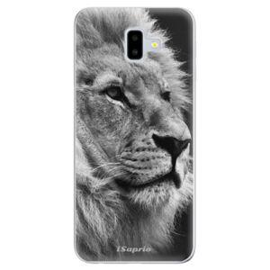 Odolné silikónové puzdro iSaprio - Lion 10 - Samsung Galaxy J6+