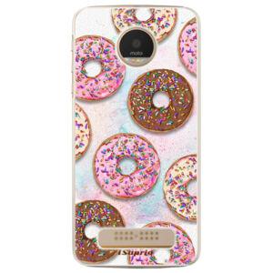 Plastové puzdro iSaprio - Donuts 11 - Lenovo Moto Z Play