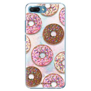 Plastové puzdro iSaprio - Donuts 11 - Huawei Honor 10