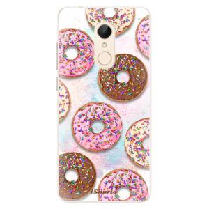 Silikónové puzdro iSaprio - Donuts 11 - Xiaomi Redmi 5
