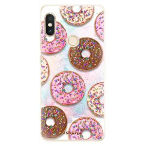 Silikónové puzdro iSaprio - Donuts 11 - Xiaomi Redmi Note 5