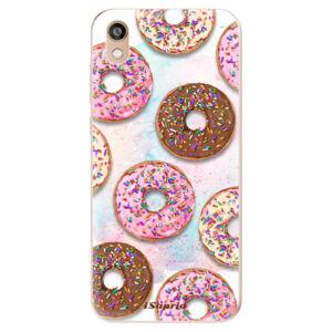 Odolné silikónové puzdro iSaprio - Donuts 11 - Huawei Honor 8S
