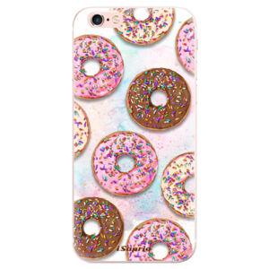Odolné silikónové puzdro iSaprio - Donuts 11 - iPhone 6 Plus/6S Plus