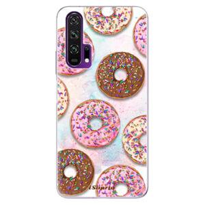 Odolné silikónové puzdro iSaprio - Donuts 11 - Honor 20 Pro
