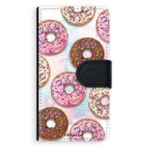 Univerzálne flipové puzdro iSaprio - Donuts 11 - Flip L