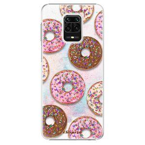 Plastové puzdro iSaprio - Donuts 11 - Xiaomi Redmi Note 9 Pro / Note 9S