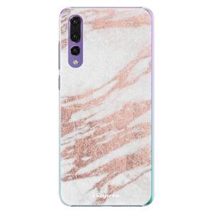 Plastové puzdro iSaprio - RoseGold 10 - Huawei P20 Pro