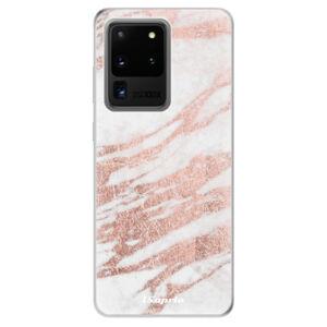 Odolné silikónové puzdro iSaprio - RoseGold 10 - Samsung Galaxy S20 Ultra