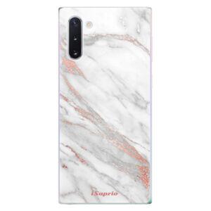 Odolné silikónové puzdro iSaprio - RoseGold 11 - Samsung Galaxy Note 10