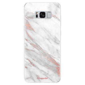 Odolné silikónové puzdro iSaprio - RoseGold 11 - Samsung Galaxy S8