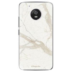 Plastové puzdro iSaprio - Marble 12 - Lenovo Moto G5