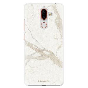 Plastové puzdro iSaprio - Marble 12 - Nokia 7 Plus
