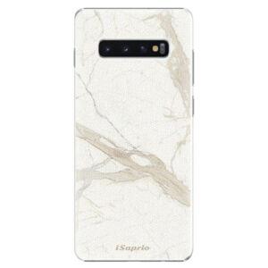 Plastové puzdro iSaprio - Marble 12 - Samsung Galaxy S10+