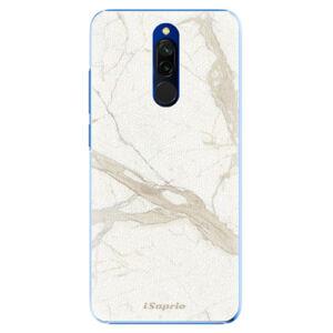 Plastové puzdro iSaprio - Marble 12 - Xiaomi Redmi 8