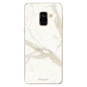 Odolné silikónové puzdro iSaprio - Marble 12 - Samsung Galaxy A8 2018