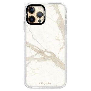 Silikónové puzdro Bumper iSaprio - Marble 12 - iPhone 12 Pro Max