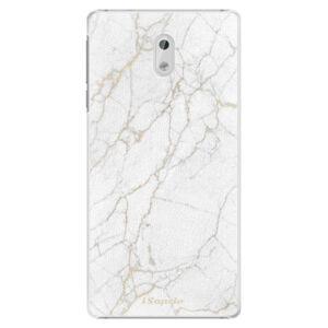 Plastové puzdro iSaprio - GoldMarble 13 - Nokia 3