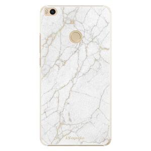 Plastové puzdro iSaprio - GoldMarble 13 - Xiaomi Mi Max 2