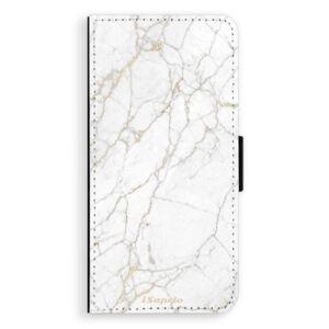 Flipové puzdro iSaprio - GoldMarble 13 - Huawei Ascend P8