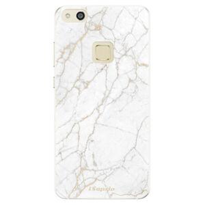 Silikónové puzdro iSaprio - GoldMarble 13 - Huawei P10 Lite
