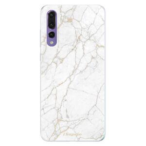 Silikónové puzdro iSaprio - GoldMarble 13 - Huawei P20 Pro