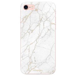 Odolné silikónové puzdro iSaprio - GoldMarble 13 - iPhone 7