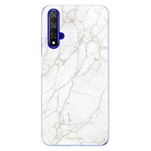 Odolné silikónové puzdro iSaprio - GoldMarble 13 - Huawei Honor 20