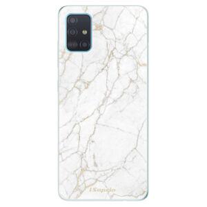 Odolné silikónové puzdro iSaprio - GoldMarble 13 - Samsung Galaxy A51